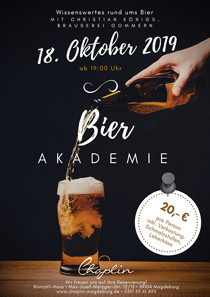 Bierseminar 2019