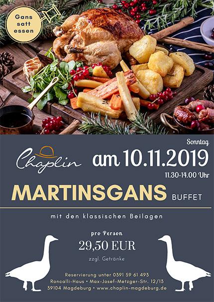 Martinsgans 2019